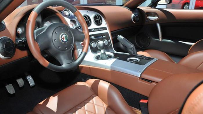 Редкий Alfa Romeo продают за 699 тысяч долларов 2