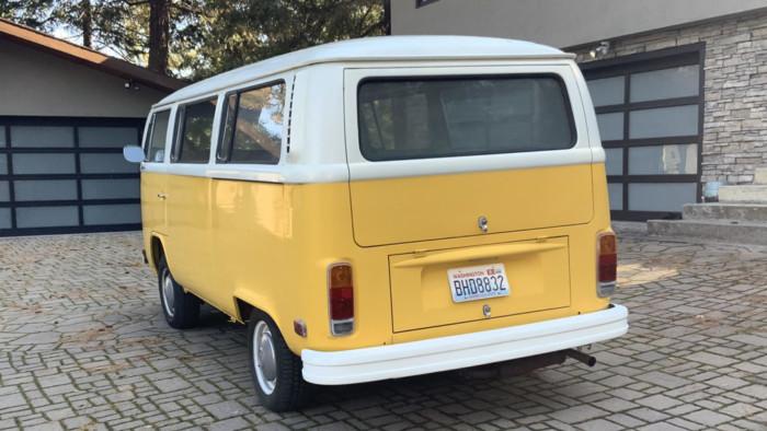 Уникальный Volkswagen 1973 года продают по цене «евробляхи» 2