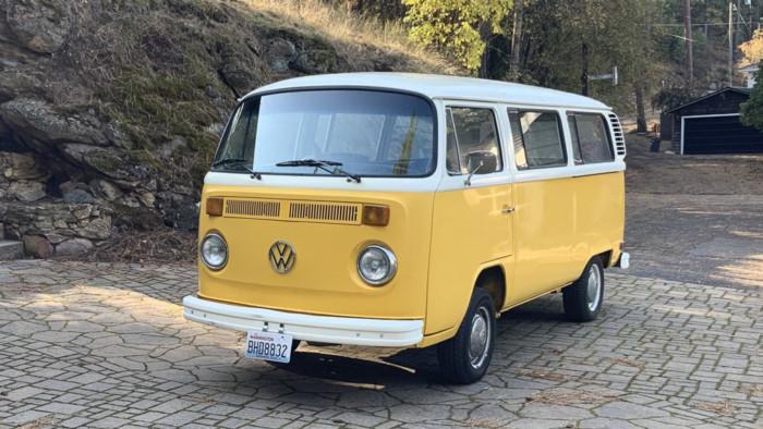 Уникальный Volkswagen 1973 года продают по цене «евробляхи» 1