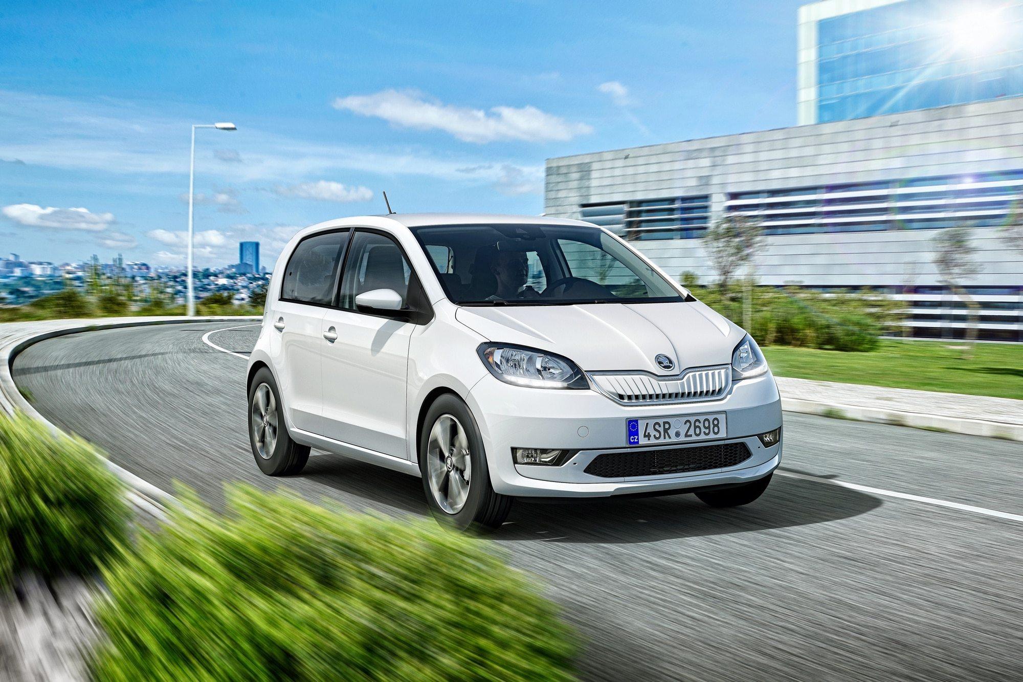 Новый электромобиль Skoda пользуется небывалым спросом 1