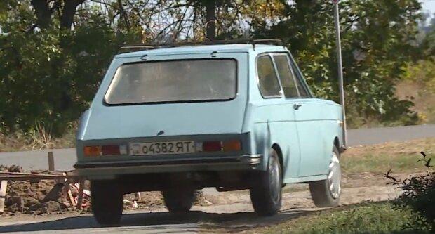 Самодельный украинский автомобиль «Азов» вновь показался в Сети 2