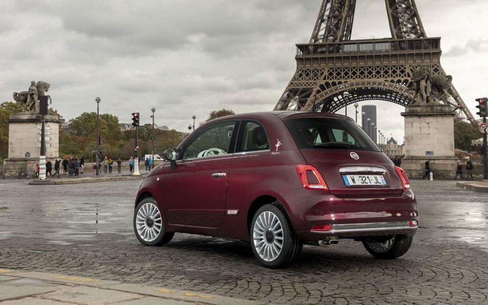 Fiat перестанет выпускать малолитражки 1