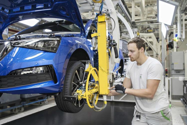 В Украине снижается производство автомобилей 1
