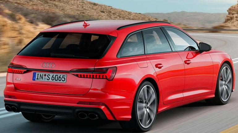 Тюнеры из ABT поработали над новой Audi S6 TDI 1