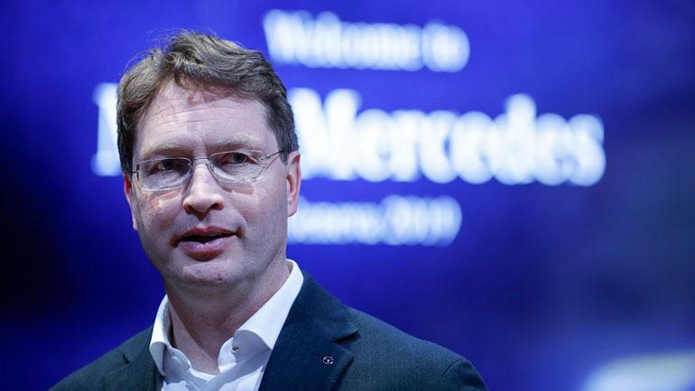 Daimler сократит более тысячи топ-менеджеров по всему миру 1