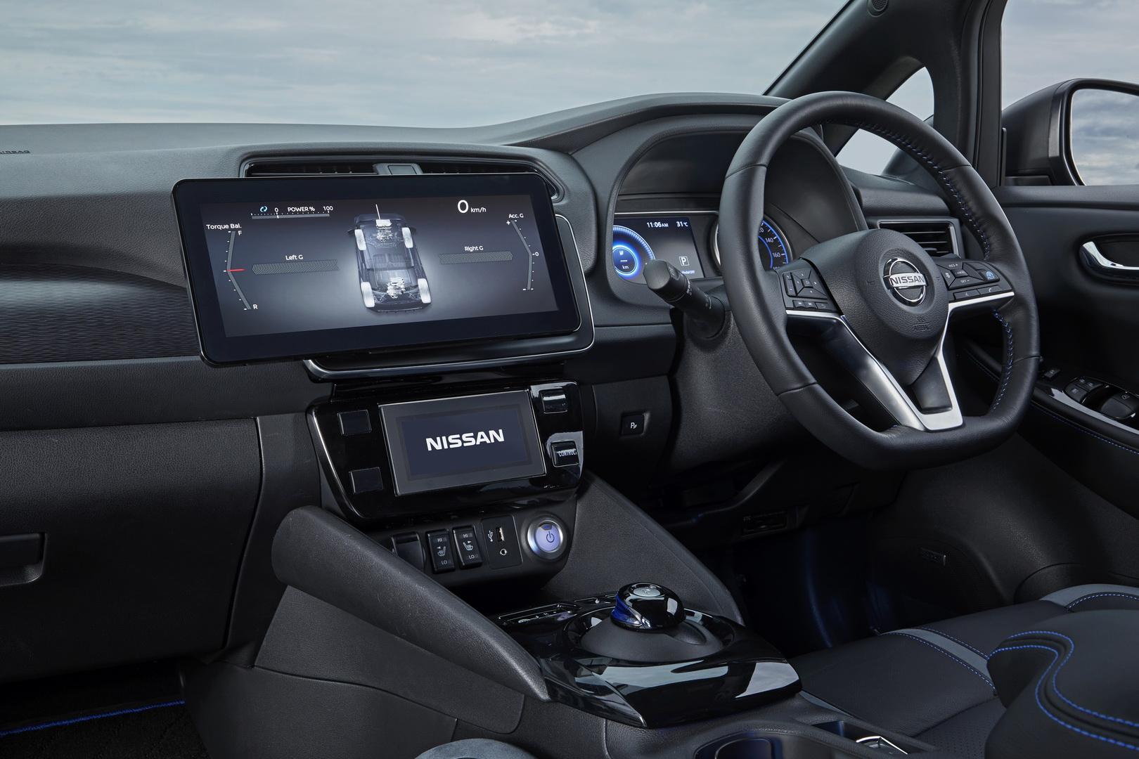 Nissan Leaf получит сразу два электромотора 2