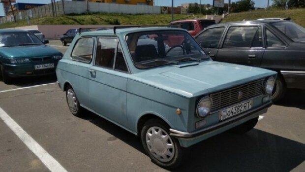 Самодельный украинский автомобиль «Азов» вновь показался в Сети 1