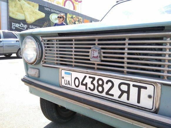 Самодельный украинский автомобиль «Азов» вновь показался в Сети 3