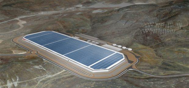 Илон Маск рассказал, где построят первый завод Tesla в Европе 1