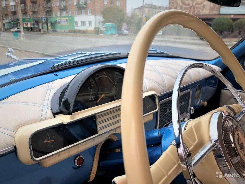 Полноприводную «Волгу» с АКПП продают по цене новой Toyota Camry 2