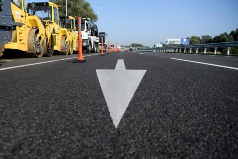 Кабинет министров берет полумиллиардный кредит на строительство дорог 1