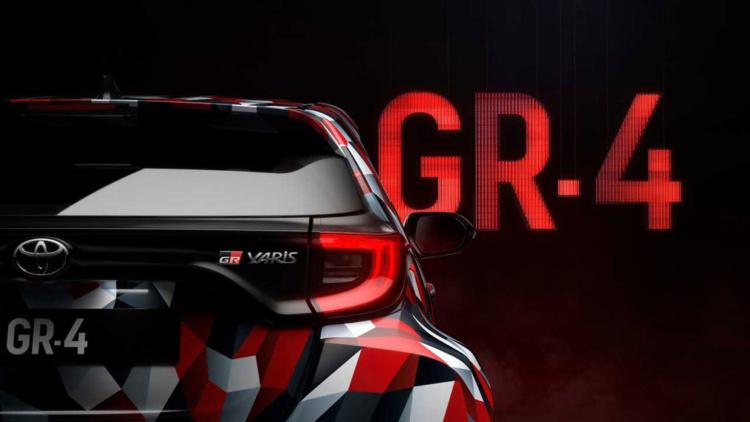 Опубликованы первые изображения гоночного Toyota Yaris 1