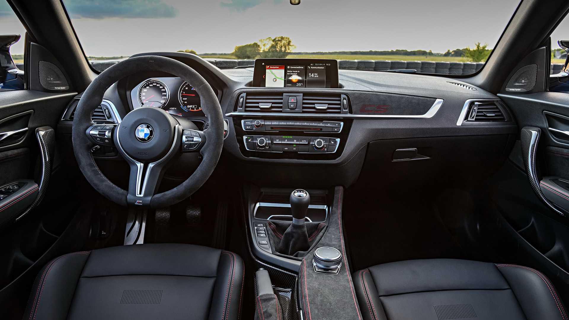 Карбоновый BMW M2 догнал по мощности M4 3