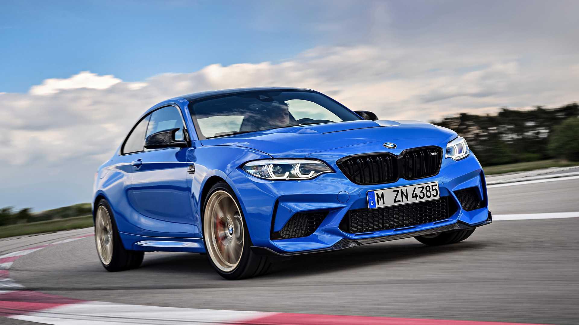 Карбоновый BMW M2 догнал по мощности M4 1