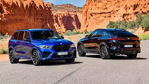 Кроссоверы BMW M-версии станут гибридами 1