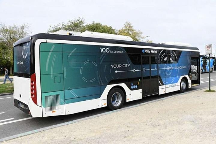 В Лондоне запустят водородные автобусы 1