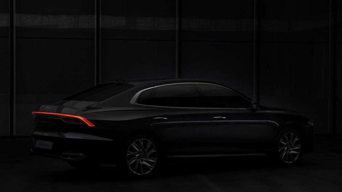 Hyundai презентовал крутую «четырехдверку» на газу 1