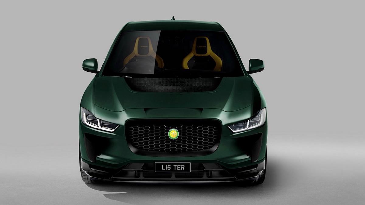 Тюнеры доработают электрокроссовер Jaguar I-Pace — в разделе «Звук и тюнинг» на сайте AvtoBlog.ua