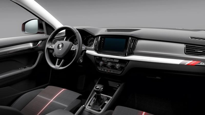Skoda презентовала новый Kamiq GT 3