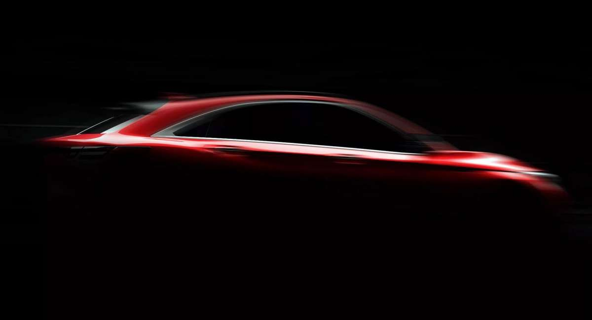 Infiniti опубликовала первое изображение конкурента BMW X4 1