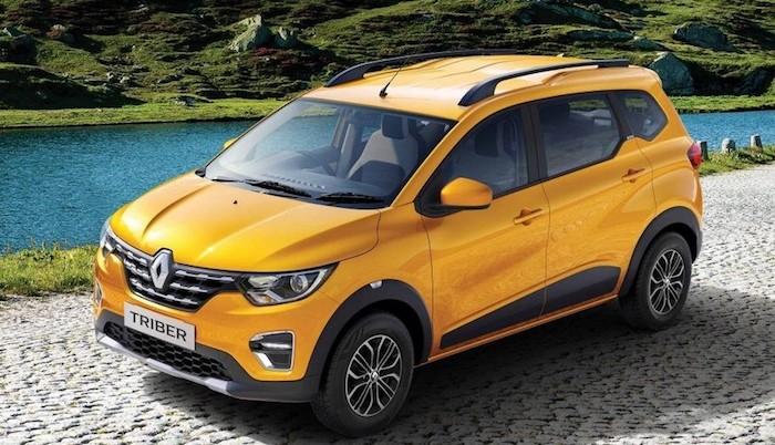 Бюджетный кросс-вэн Renault Triber бьет рекорды продаж 1
