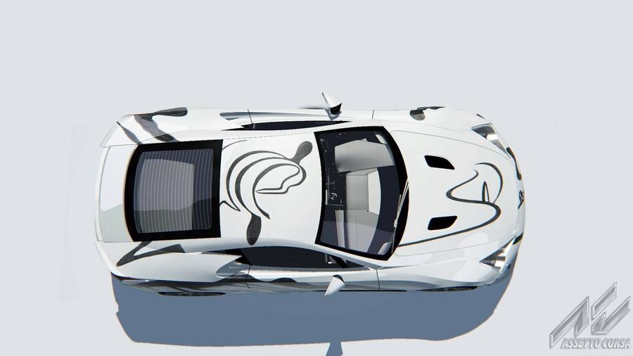 Из Lexus LFA сделали арт-кар 2