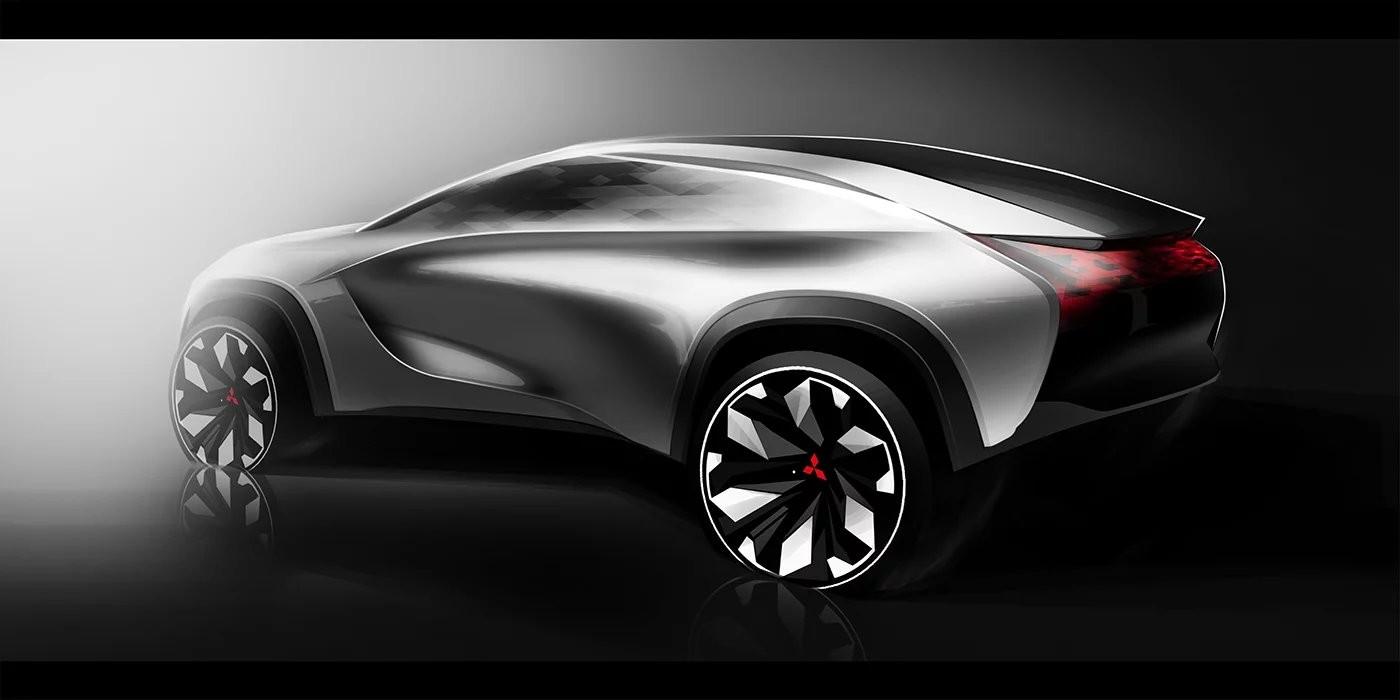 Следующий Mitsubishi Mirage позаимствует архитектуру у нового Nissan Juke 2