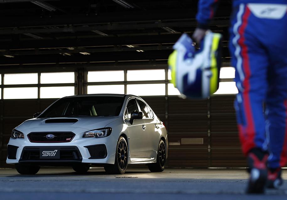 Subaru выпустила самый мощный WRX STI 2