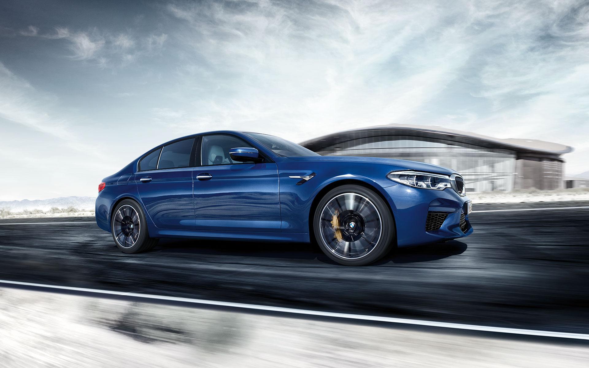 BMW электрифицирует M-серию 1