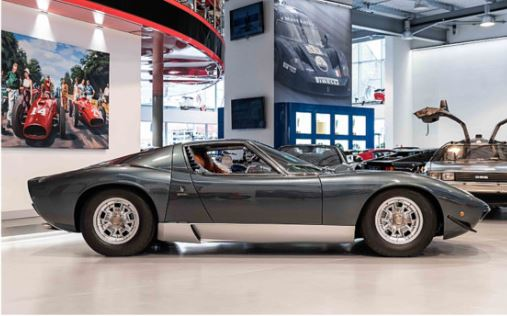 Уникальный Lamborghini продают за «космическую» сумму 1
