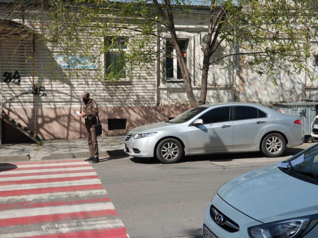 Карантин не спасет «героев парковки» от заслуженного наказания 1
