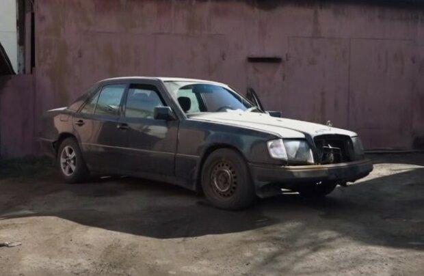 Как выглядит «124-й» Mercedes за 35 копеек 3