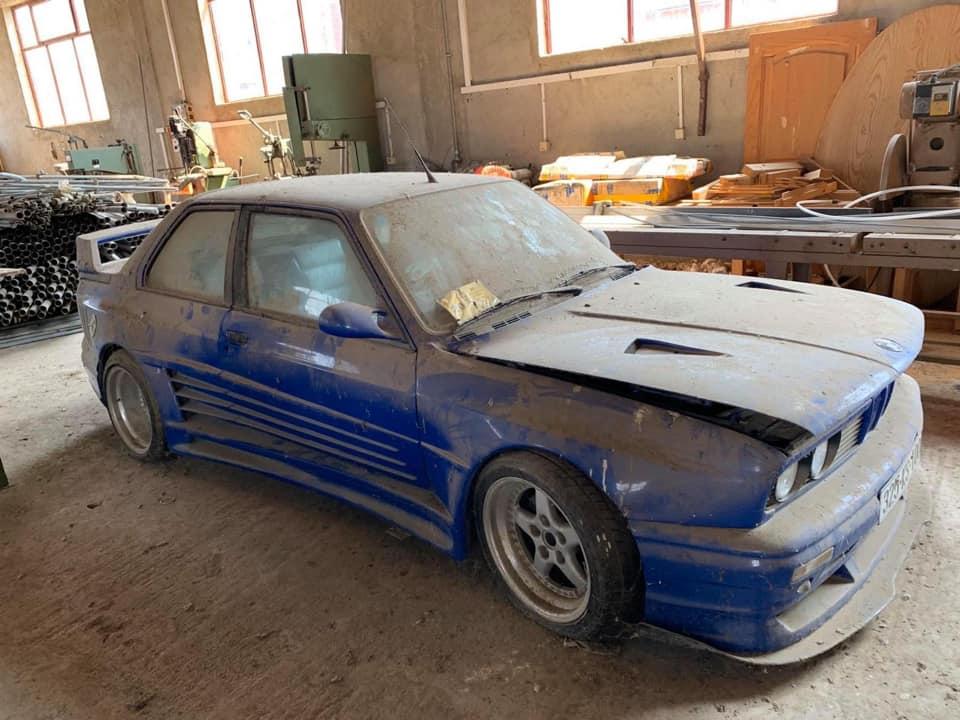 На свалке обнаружили никому не нужные BMW 1