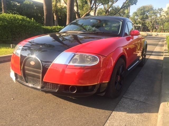 Очень странный Bugatti Veyron продается по цене Renault Duster 1