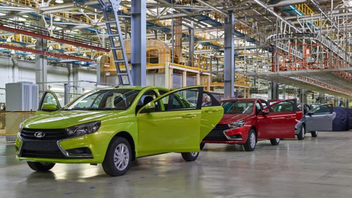 Производство автомобилей Lada на заводе ЗАЗ прекратилось, не успев начаться 1