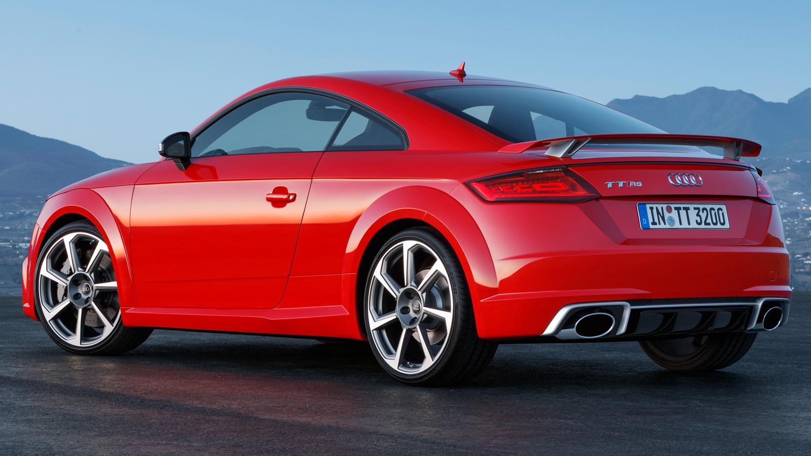 Обзор Audi TT RS Coupe 2019 модельного года 3