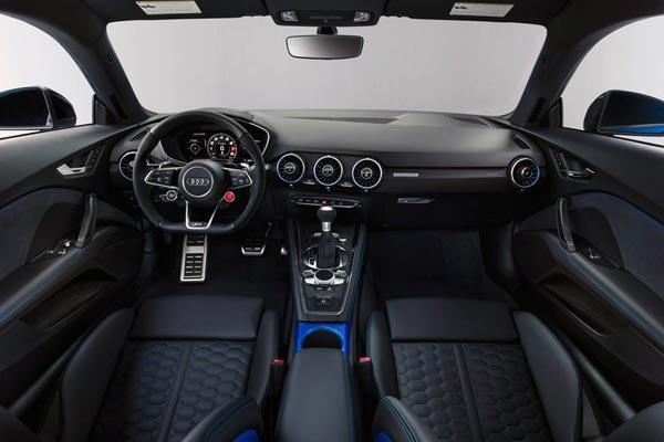 Обзор Audi TT RS Coupe 2019 модельного года 2