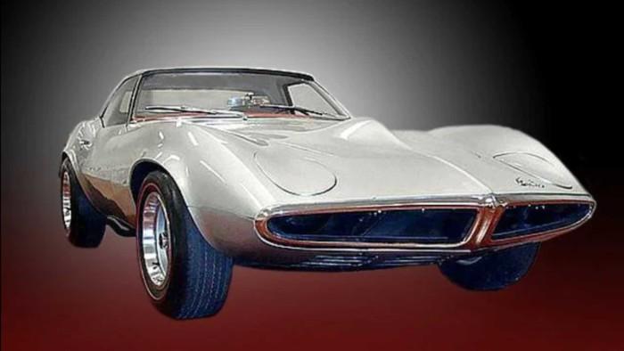 Раритетный Pontiac продают за 750 тысяч долларов 1