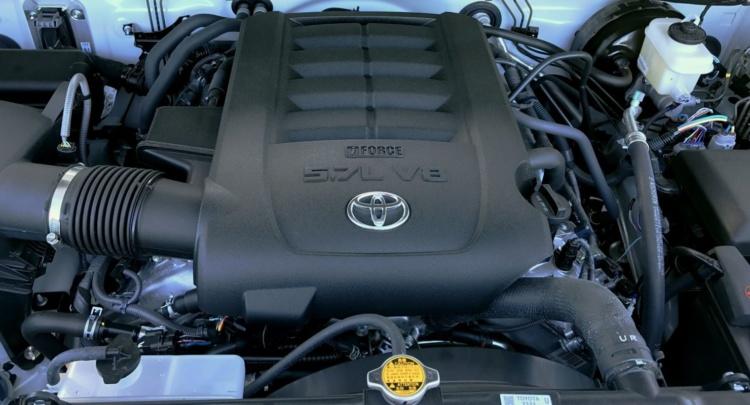 Toyota остановит выпуск легендарных моторов V8 1