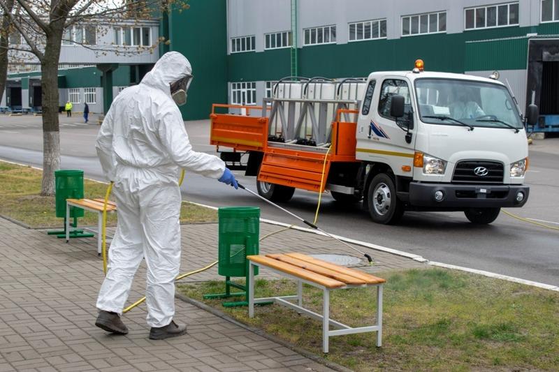 В Украине построили «антикоронавирусный» автомобиль 2