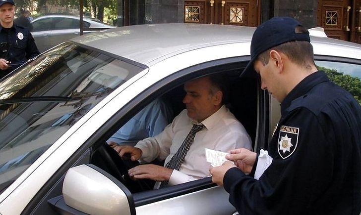 Верховная Рада отменила штрафные баллы за нарушение ПДД 1