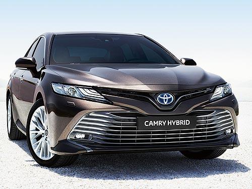 Toyota реализовала 15 миллионов гибридных автомобилей 1