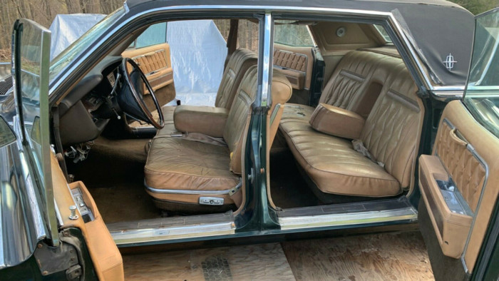 Легендарный Lincoln Continental продают по цене Daewoo Lanos 2