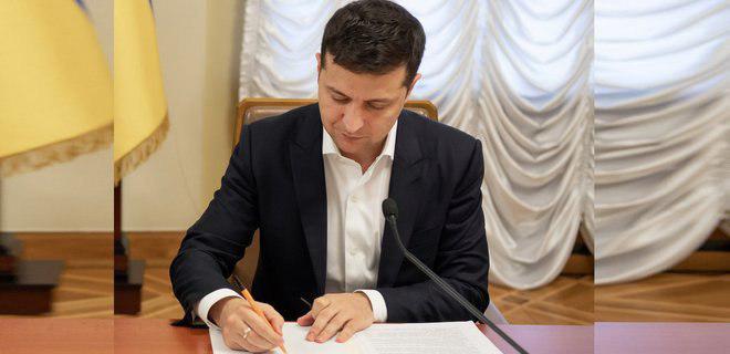 Владимир Зеленский подписал закон об изменениях в ПДД 1