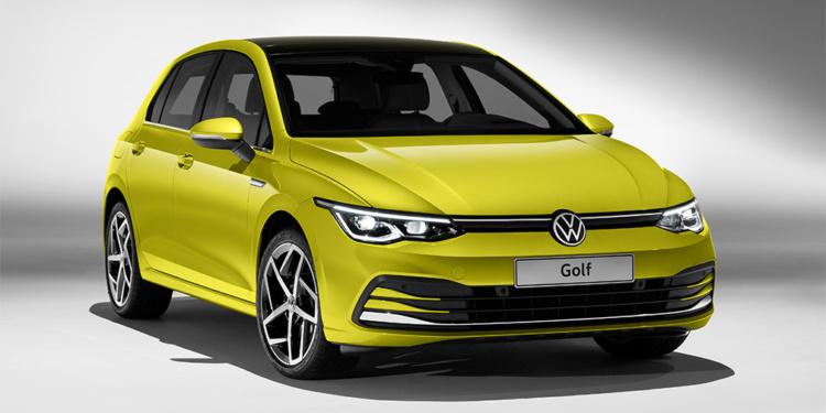 «Свіжоспечений» Volkswagen Golf VIII виявився несправним 1
