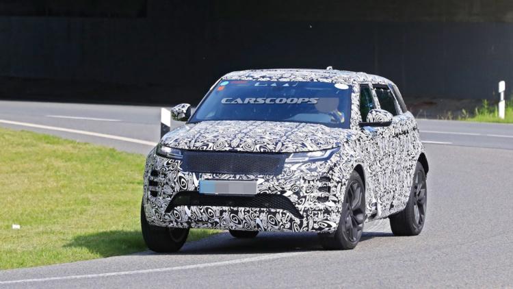 Семейство Range Rover пополнится маленьким семиместным кроссовером 1