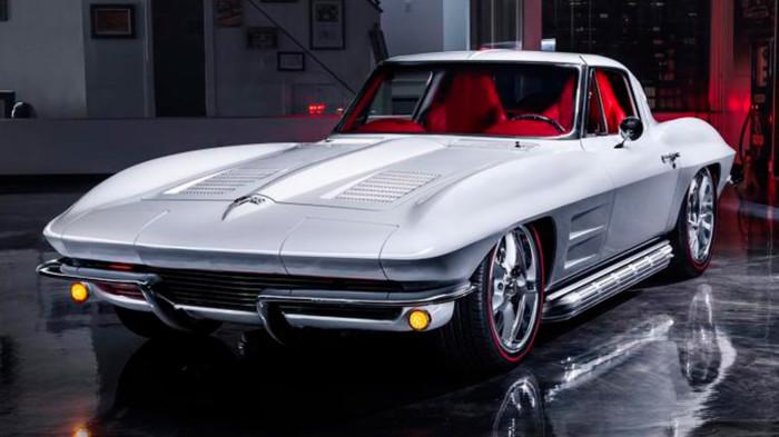 Уникальный 57-летний Corvette оценили почти в 400 тысяч долларов 1