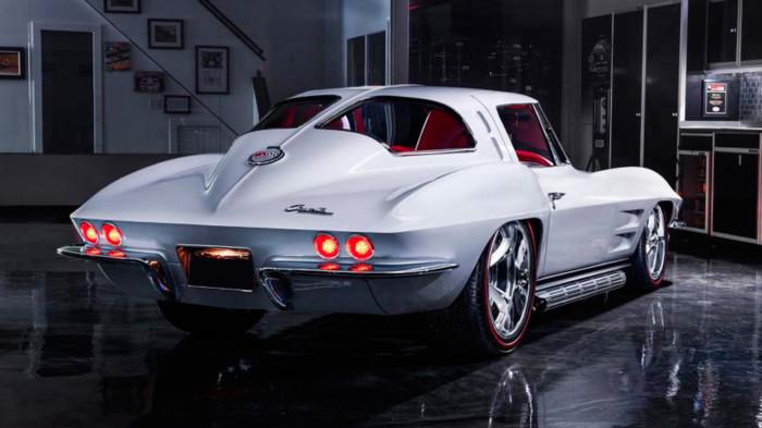 Уникальный 57-летний Corvette оценили почти в 400 тысяч долларов 2