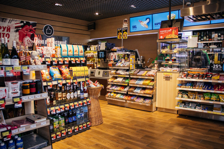 ОККО запускает доставку готовых блюд и товаров с АЗК в 15-ти городах Украины 2