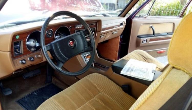 В Германии на продажу выставили автомобиль Брежнева 2